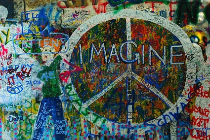 Named Freely Flowing February 21 2017 Peace Imagine