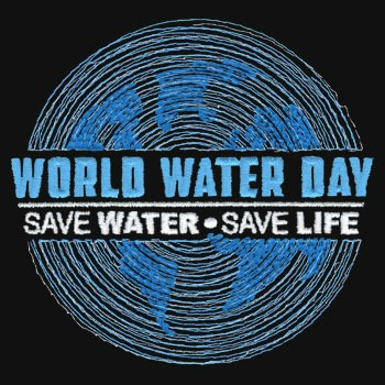 Named Moving March 21 World Water Day