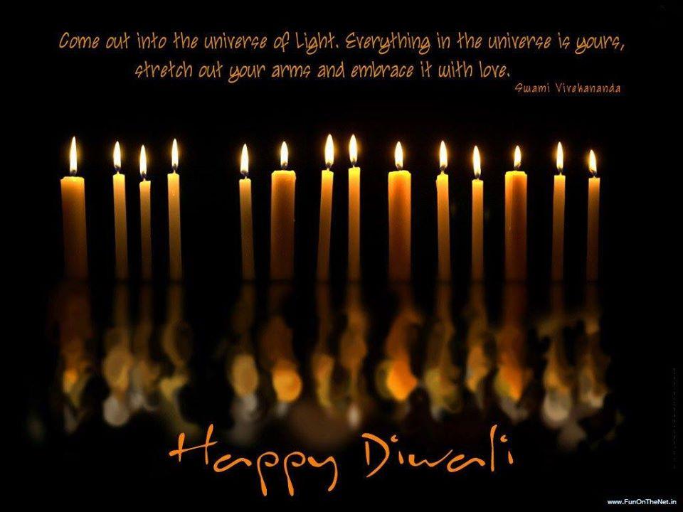 Named Open October 19 Diwali
