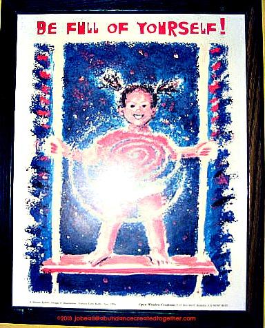 Named Numina November 12n Be Fully Self
